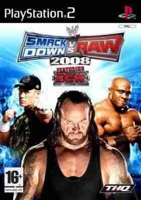 Descargar WWE SmackDown Vs RAW 2008 [English] por Torrent